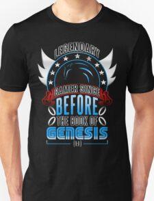 LEGENDARY GAMER (SONIC V1) Unisex T-Shirt