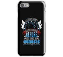 LEGENDARY GAMER (SONIC V1) iPhone Case/Skin