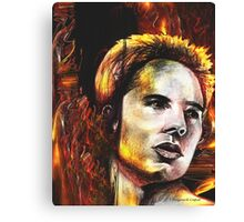 Justin, featured in Altered by Imagination Canvas Print