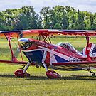 """Pitts S-2S Special G-EWIZ """"The Muscle Biplane"""" by Colin Smedley"""