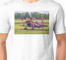 "Pitts S-2S Special G-EWIZ ""The Muscle Biplane"" Unisex T-Shirt"