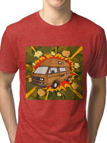 T25 Boom Cartoon Tri-blend T-Shirt