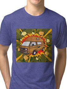 T25 Boom Cartoon Tri-blend T-Shirt