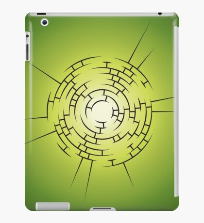 Helios #2 iPad Case/Skin