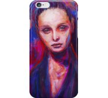 Sad Eyes iPhone Case/Skin