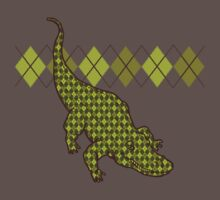 Artie the Argyle Alligator Kids Clothes
