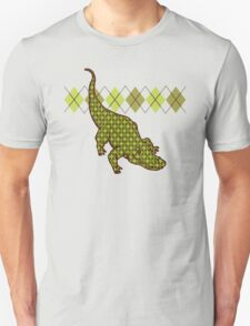 Artie the Argyle Alligator T-Shirt
