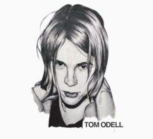 Tom Odell Drawing Kids Tee