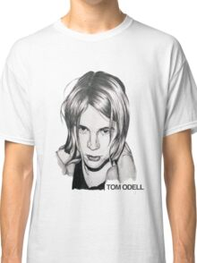 Tom Odell Drawing Classic T-Shirt