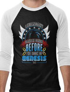 LEGENDARY GAMER (SONIC V2) Men's Baseball ¾ T-Shirt