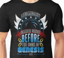 LEGENDARY GAMER (SONIC V2) Unisex T-Shirt