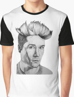 Dan Smith Bastille Drawing Graphic T-Shirt