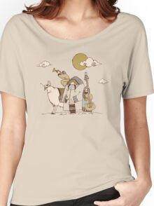 Wandering Troubadours Women's Relaxed Fit T-Shirt