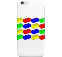 Bricks and Bricks and Bricks iPhone Case/Skin