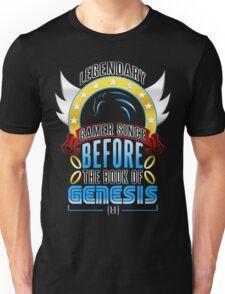 LEGENDARY GAMER (SONIC V3) Unisex T-Shirt