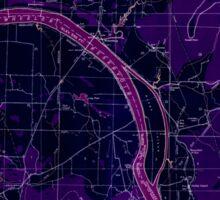 USGS TOPO Map Alabama AL Farley 303815 1936 24000 Inverted Sticker
