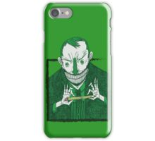 Would You Like to See a Magic Trick? iPhone Case/Skin