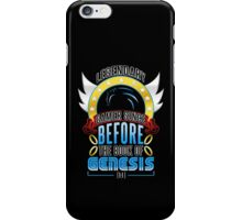 LEGENDARY GAMER (SONIC V3) iPhone Case/Skin