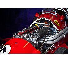 Ferrari Tipo 500 Photographic Print