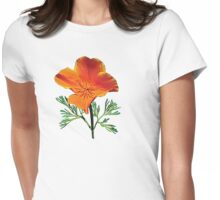 Orange California Poppy T-Shirt