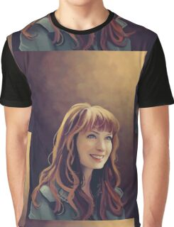 Charlie Bradbury Graphic T-Shirt