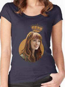 Charlie Bradbury Women's Fitted Scoop T-Shirt