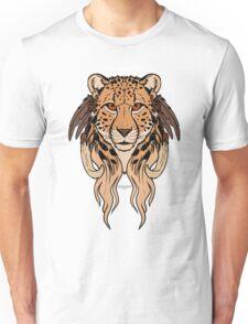 Tribal Cheetah Unisex T-Shirt