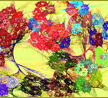 Fractal Impressionism by Bloodnok