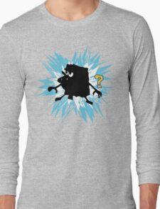 Who's That Dank Meme? It's SpongeGar! Long Sleeve T-Shirt