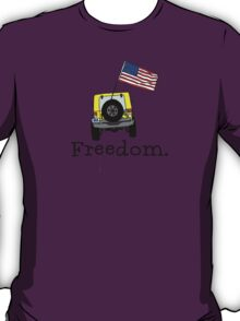 Jeep, Freedom T-Shirt