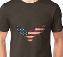 Bald Eagle- America Unisex T-Shirt