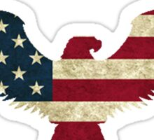 Bald Eagle- America Sticker