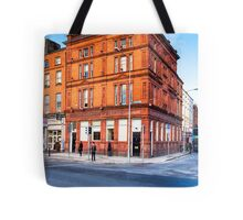 Dublin Cavendish Row on Parnell Square Tote Bag