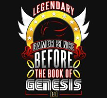 LEGENDARY GAMER (SHADOW V2) Unisex T-Shirt