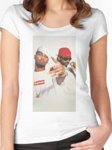 Dipset  Women's Fitted Scoop T-Shirt