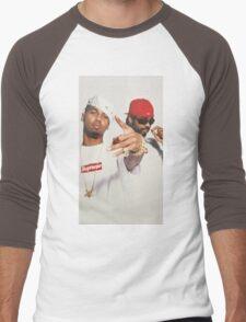 Dipset  Men's Baseball ¾ T-Shirt