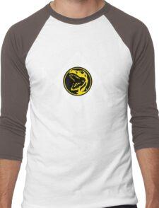 Mighty Morphin Power Rangers Red Ranger 2 Men's Baseball ¾ T-Shirt