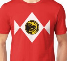 Mighty Morphin Power Rangers Red Ranger 2 Unisex T-Shirt