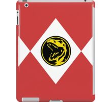Mighty Morphin Power Rangers Red Ranger 2 iPad Case/Skin