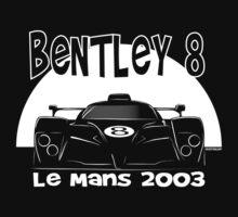 Bentley Speed 8 One Piece - Short Sleeve