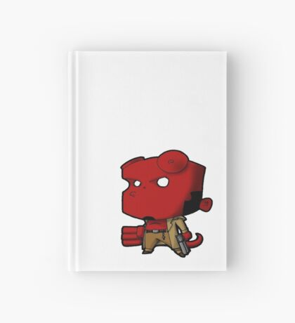 Big Red Hardcover Journal