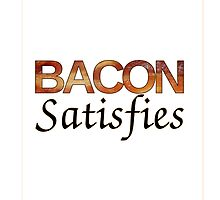 Bacon Satisfies by Almdrs