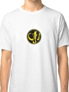 Mighty Morphin Power Rangers Black Ranger 2 Classic T-Shirt