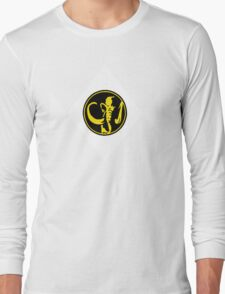 Mighty Morphin Power Rangers Black Ranger 2 Long Sleeve T-Shirt