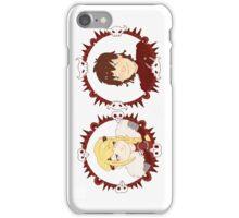 Astrid Motif iPhone Case/Skin
