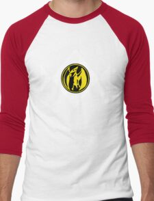Mighty Morphin Power Rangers Pink Ranger 2 Men's Baseball ¾ T-Shirt