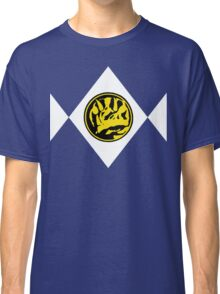 Mighty Morphin Power Rangers Blue Ranger 2 Classic T-Shirt