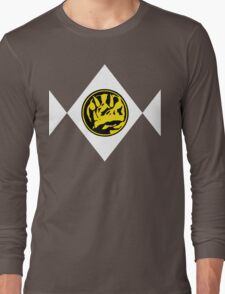 Mighty Morphin Power Rangers Blue Ranger 2 Long Sleeve T-Shirt