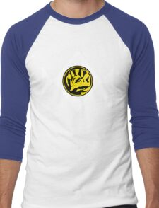 Mighty Morphin Power Rangers Blue Ranger 2 Men's Baseball ¾ T-Shirt
