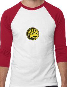 Mighty Morphin Power Rangers Blue Ranger 2 Men's Baseball ¾ T-Shirt